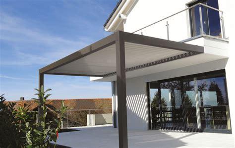 terrasse couverte bioclimatique