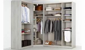 Petit Dressing D Angle : fabriquer un dressing d angle maison design ~ Premium-room.com Idées de Décoration