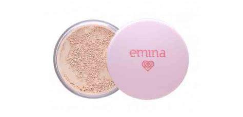 Harga Emina Nail review emina bare with me mineral powder til