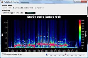 Logiciels freewares audiospectreanalyser for Couleur qui suit avec le gris 18 logiciels freewares audiospectreanalyser