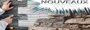 Panneaux Resine Imitation Pierre : rev tement mural 3d panneaux pierre brique design b ton bois ~ Melissatoandfro.com Idées de Décoration
