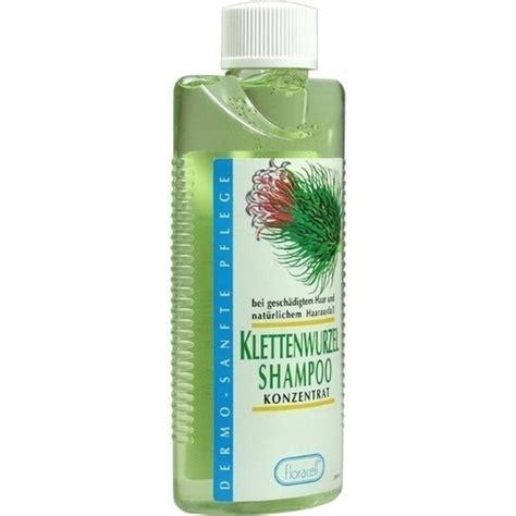 klettenwurzel shampoo floracell  ml pzn