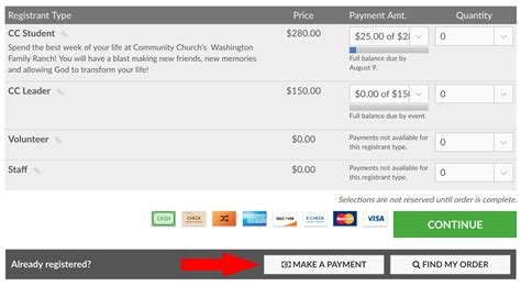 How Do I Make A Payment?  Brushfire Help & Support