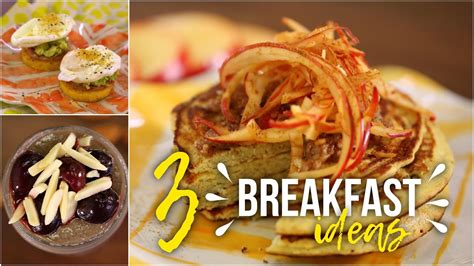 pit 28 reset recioes 3 sweet savory breakfast ideas pancakes pudding eggs benedict 28 day reset friendly