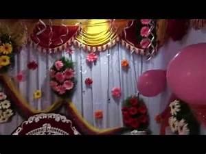 My Engagement Decoration - YouTube