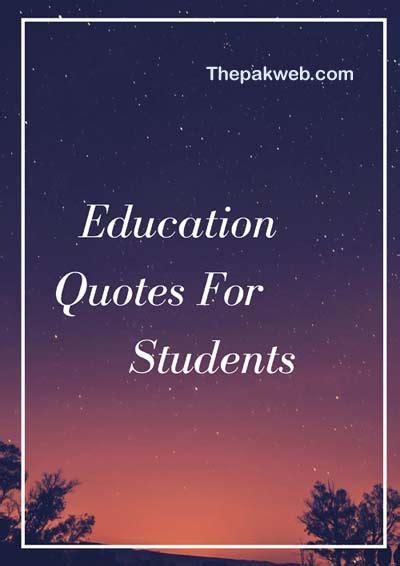 top  education quotes  students  thepakwebcom
