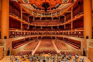 At T Center Seating Chart Meyerson Symphony Center