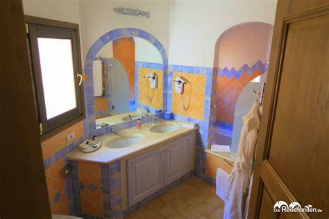Das Badezimmer In Der Villa Del Golfo Reisefantende