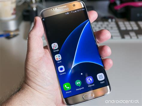 s7 edge the galaxy s7 edge a second opinion android central