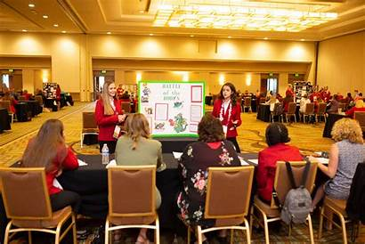 Events Star Activities Fccla Skill Individual Application