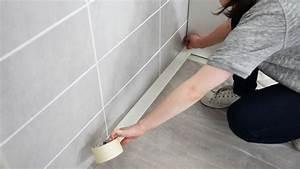 comment peindre une salle de bain peintures de With peindre un plafond facilement
