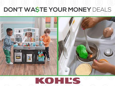 Kitchen Kohls by Kohl S Step2 Modern Cook Kitchen Set Only 50 99