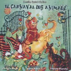fnac livre cuisine le carnaval des animaux cd album en camille saëns