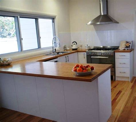 kitchen benchtop ideas love the bamboo benchtop home pinterest kitchens house and laundry