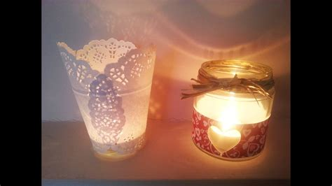 lavoretti di natale con candele tutorial da barattoli a portacandele idee per decorare