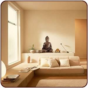 Deco Chambre Zen : sticker bouddha stickers zen bouddha ~ Melissatoandfro.com Idées de Décoration