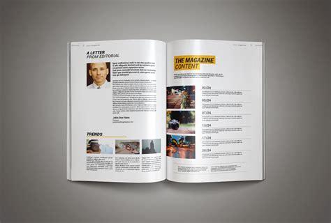 free design magazines inkdesign magazine template pixelo