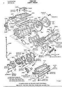 460 Engine Diagram