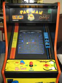 1 750 25th anniversary pacman full size arcade game