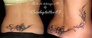 Tatouage Bas Dos Femme : tatouage bas du dos femme tribal la mode tatouage pinterest tatoo tattoo and mehendi ~ Nature-et-papiers.com Idées de Décoration