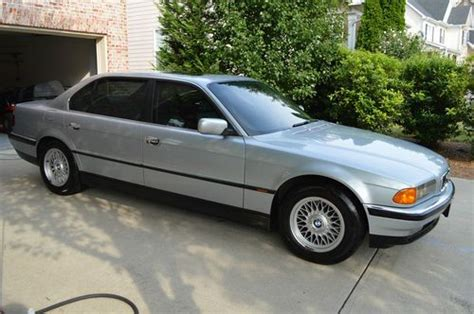 1998 Bmw 740il by Find Used 1998 Bmw 740il Base Sedan 4 Door 4 4l In Buford