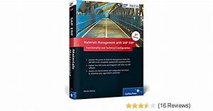 Materials Management With Sap Erp Functionality And