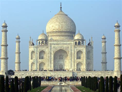 taj mahal monument india