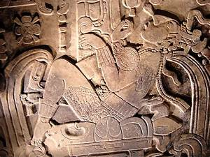 Palenque Image: Space Traveller in Ancient Maya | Annoyz View