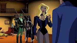 Huntress and Question vs. Black Canary and Green Arrow ...