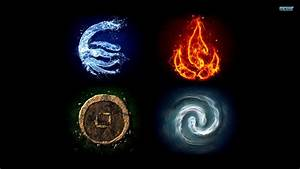 Water fire Earth Avatar: The Last Airbender air symbols ...