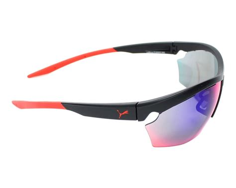 Puma Sunglasses Pu-0005-s 002 Black