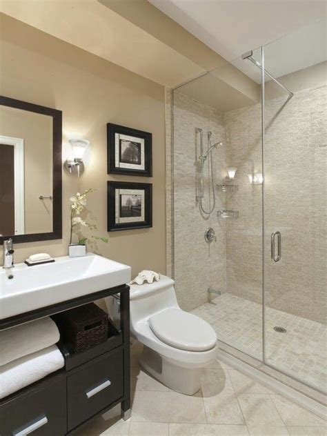 Neutral Colored Bathrooms by Neutral Colored Basement Bathroom Bathrooms Bathroom