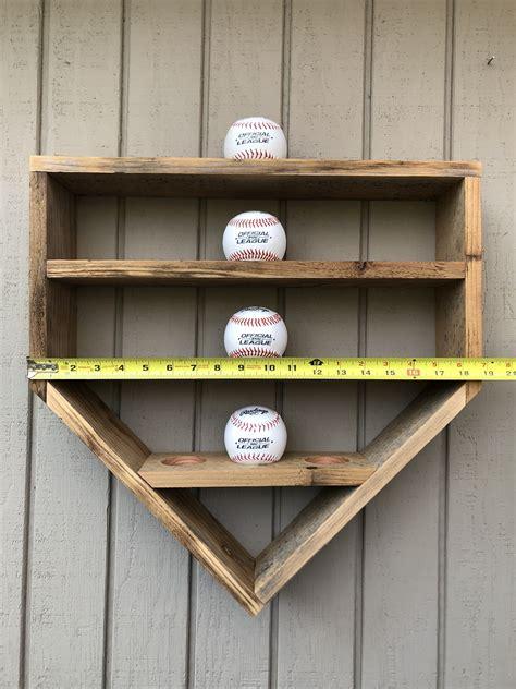 baseball displayhome platebaseball shelfbaseball organizerbaseball rackgame balltrophy