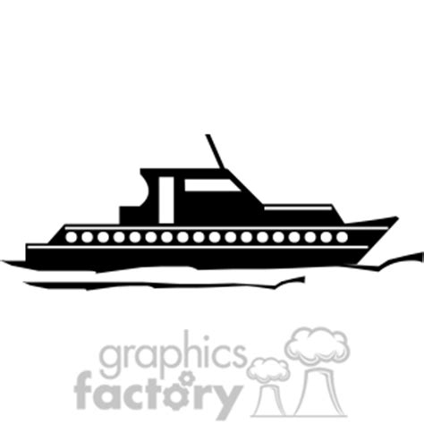 Boat Clipart Black And White Free by Free Black And White Boat Clipart 49