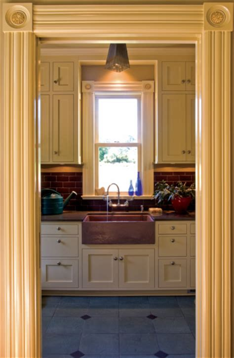 kitchen   victorian house  house journal magazine