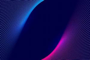 Download, Abstract, Colorful, Technology, Dotted, Wave