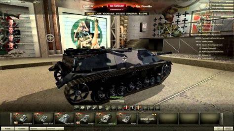 World Of Tanks Garage Mod by World Of Tanks Pimped Hangar Garage Mod
