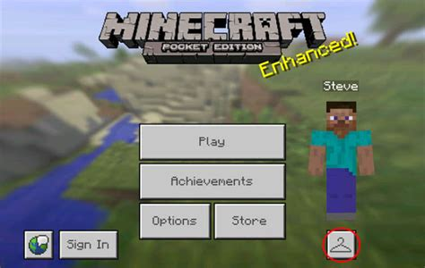 cara sign in xbox di minecraft pocket edition android