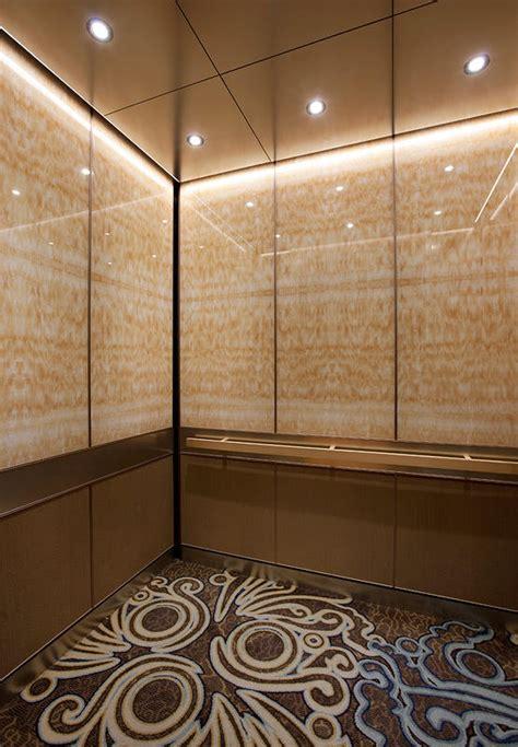 levele  elevator interior  upper panels