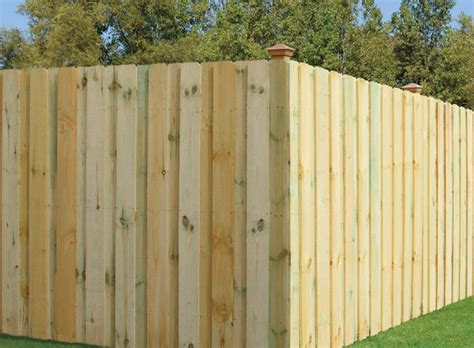 wood fence styles universal forest products privacy wood fence styles