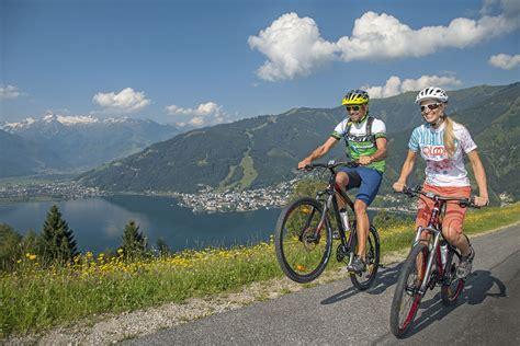 cycling mountain biking kinderhotel zell   hagleitner