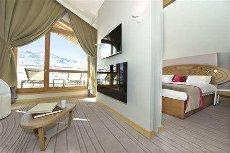 chambre med val thorens meilleure station de ski du monde