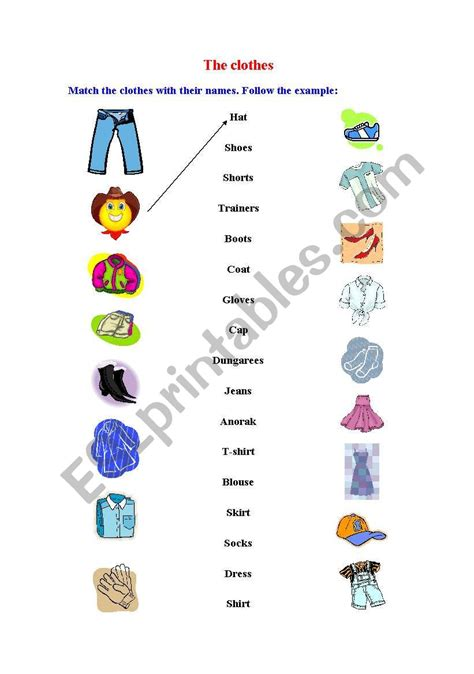 preschool worksheet gallery preschool clothes matching