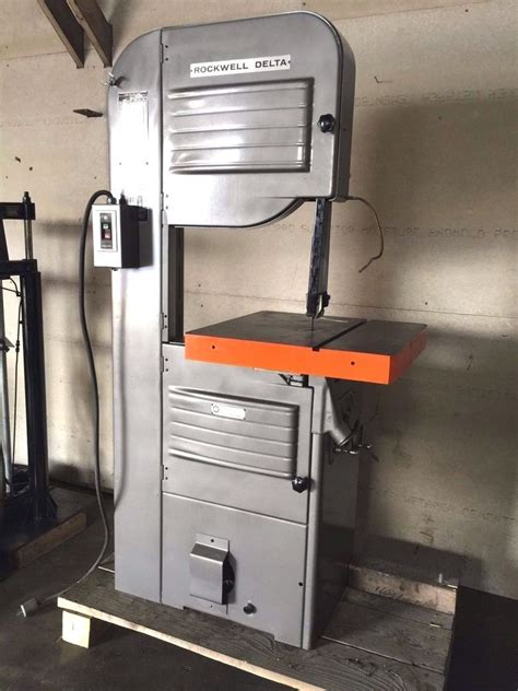 delta rockwell  variable speed vertical bandsaw