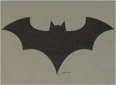Batman Has A Sleek New Logo And It Is Well Represented On