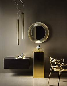 Miroir Pour Salle De Bain : voici les plus jolis miroirs de salle de bains elle ~ Dode.kayakingforconservation.com Idées de Décoration