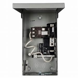 Siemens 125 Amp 4