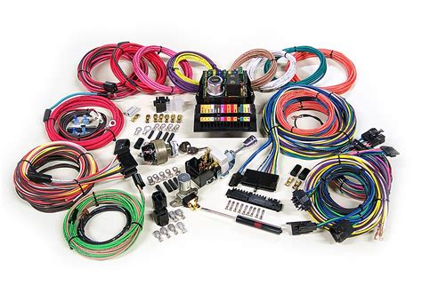 American Autowire Highway Wiring Harness Kits