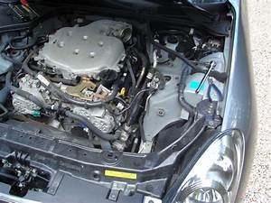 How To  Install An Intake On A G35