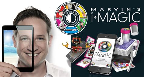 Perform Your Own Digital Magic Tricks With Marvin's Imagic